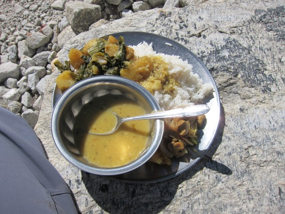 Dhal Bhat!