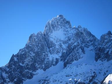 Grande Charmoz North Face