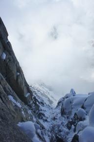 Grande Charmoz North Face.