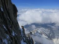 Stunning alpine scenery.