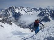 Dave Thexton, Budding Alpine photographer!