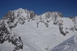 Talefre Glacier Conditions (13/3/16)