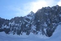 Mont Dolent North West Face