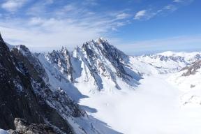 Argentiere Basin