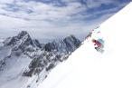Colin Starting to ski