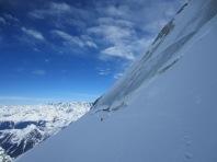 Traversing to the Swiss Ridge