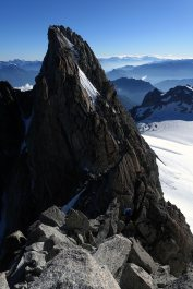 The Other summit of the Aiguille du tour